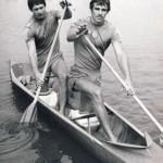 Hubik Andrással 1977-ben