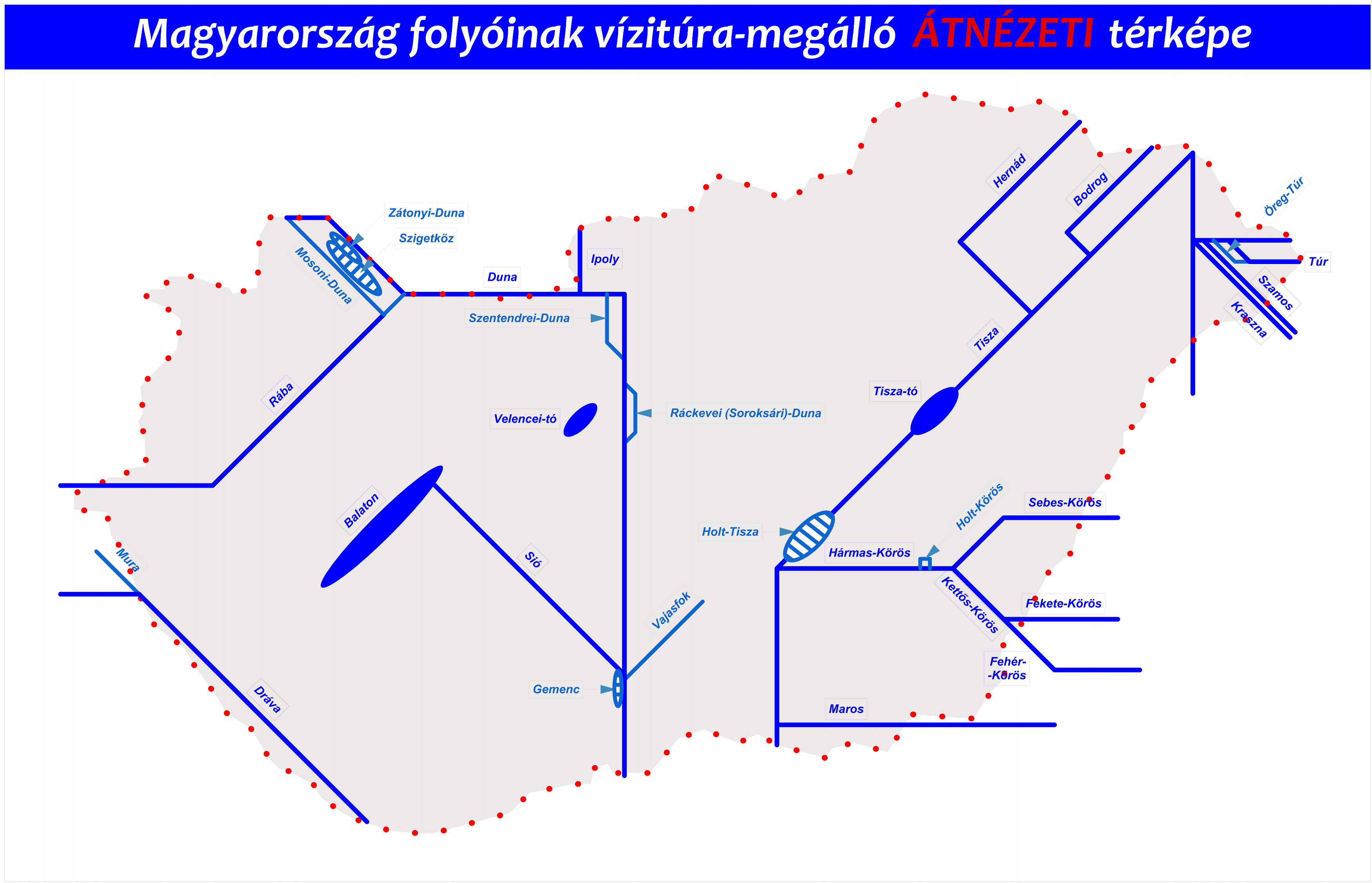 duna térkép magyarország Vízitúra megállóhely vonalhálózati térkép – Duna Régió  duna térkép magyarország